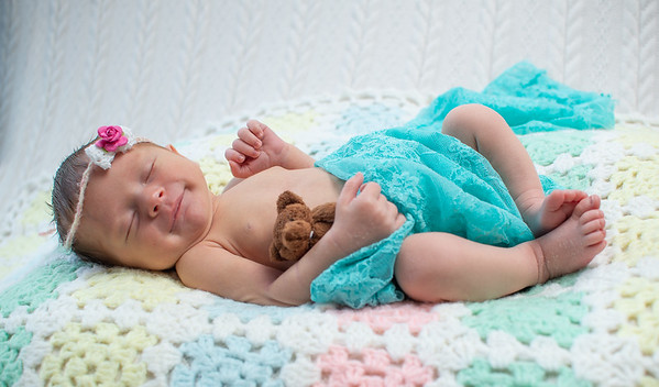 Mesmer Newborn Session