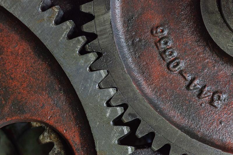 Greasy Gears 1