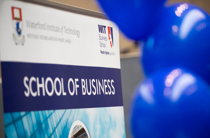 """22/11/2019. FREE TO USE IMAGE. Pictured at Waterford Institute of Technology (WIT) Open Day. Picture: Patrick Browne  Two open days taking place this week for school leavers and adult learners at WIT Arena  Families of south east Leaving Cert students wishing to get as much course and college-related research done as early as possible in sixth year can do so by attending the Waterford Institute of Technology (WIT) Saturday Open Day, 9am-2pm on 23 November 2019. The traditional schools' open day will run as usual on Friday, 22 November with a focus on information for secondary school students, students in further education colleges, and other CAO applicants, including mature students.  The Saturday Open Day – isn't just about courses for school leavers – it will have information available on the courses available across WIT's schools of Lifelong Learning, Humanities, Engineering, Science & Computing, Health Sciences, Business.  Adults interested in upskilling, or re-skilling can find out about Springboard courses, traditional evening courses as well as part-time and postgrad courses which are offered. WIT also runs specialist programmes for education, science, engineering and other professionals. The number of students studying WIT's part-time and online courses increased to 1650 in 2018, a 28% increase on 2017.  WIT Registrar Dr Derek O'Byrne says: """"A trend we are seeing at WIT Open Days is that students who may have enjoyed the Schools Open day with their friends and school groups, will return the following day with their parents or guardians.""""  Students whose schools are attending are encouraged to join their school group on the Friday. As school students are fully catered for at the Schools' Open Day on Friday, there will not be the same breadth of school leaver focused talks and events at the open day on Saturday. However, says Dr O'Byrne it is useful for parents to be able to find out about courses at the event.  """"In our booklet the Parent"""