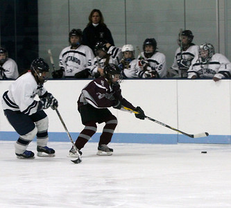 W.A. GIRLS HOCKEY @ MEDFORD  1-16-2012