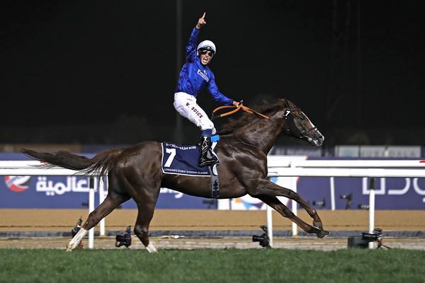 8 Dubai Sheema Classic Gr 1 2410m
