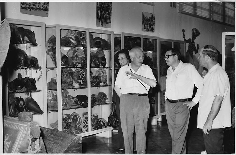 Museu do Dundo, Agosto 1972