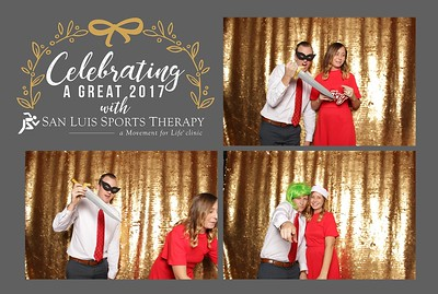 San Luis Sports Therapy Holiday Party
