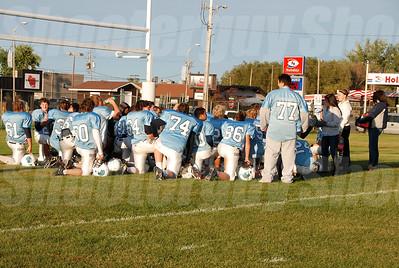 SSHS Freshman Football vs. Hermantown (Sept-29-2011)