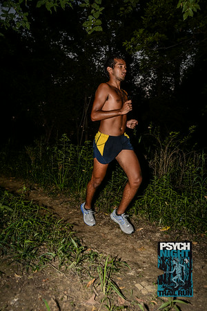 Psych Night Trail Run - 2014