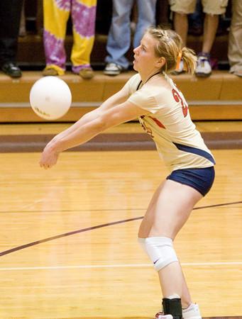 2009 - Belv vs BNHS Volleyball 10-7