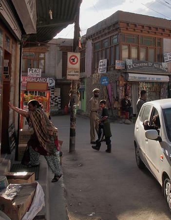 Kashmir Road trip-family