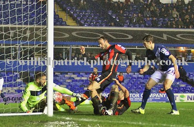 Birmingham City 1 v 2 Bournemouth