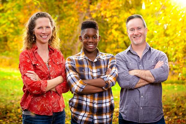Stingle Family Portrait