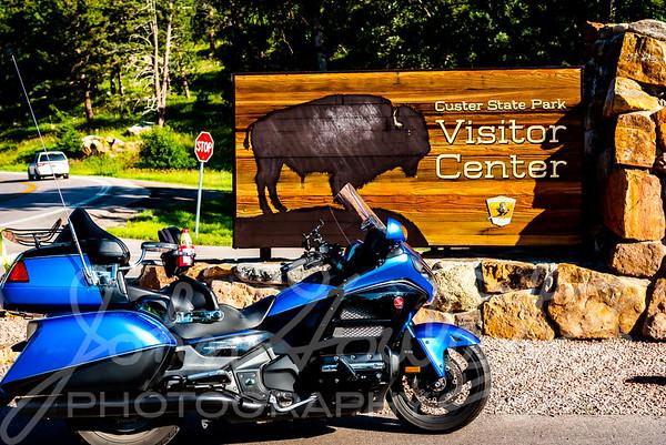 2019-08-06 Hot Springs to Custer Park Loop