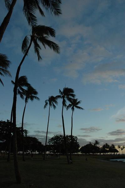 Hawaii - Ala Moana Beach Sunset-18.JPG