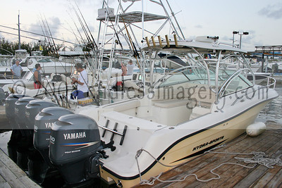 2008 Plantation Boat Mart Owner's Tournament - Morning Check-Out/Water