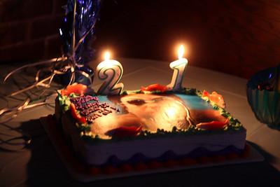 Angelica's 21st
