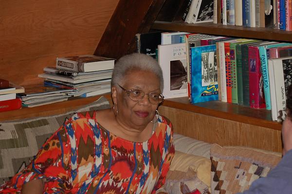 Poetry Workshop 2008