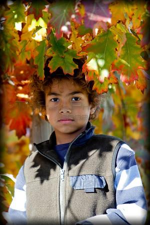 Joshua 5.5 years old