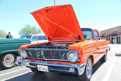 21st Annual Morongo Basin Car Club Charity Show