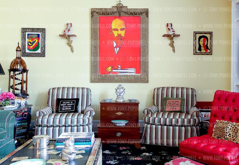 Robert Higdon Interiors/Higdon Residence