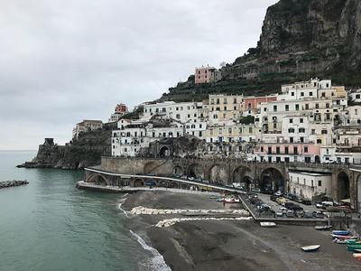 Amalfi Coast, Salerno, Atrani, Cetara, Maiori