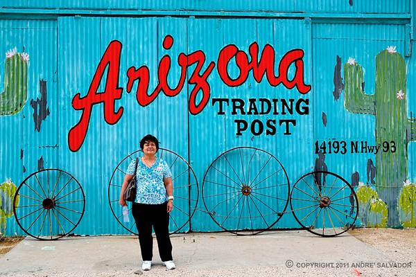 ARIZONA - GRAND CANYON, WEST RIM & SKYWALK