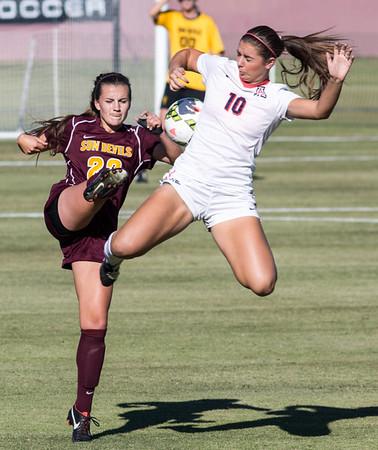 Soccer at Arizona State