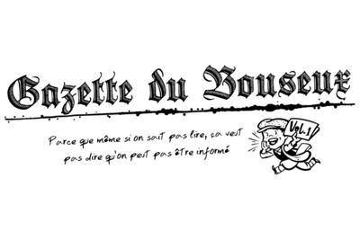 Journaux - Gazette du Bouzeux