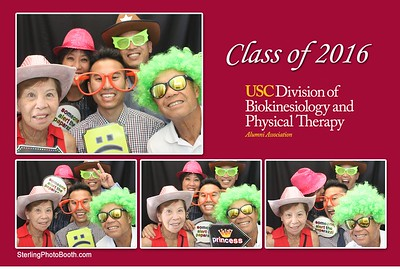 USC Commencement Awards Reception