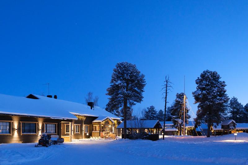 Nellim Wilderness Hotel