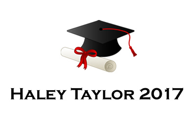Haley Taylor Graduation