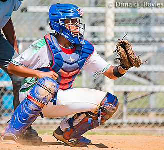 Action Baseball 16U and DBAT DOwns