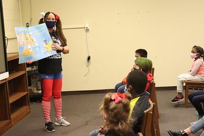 Wacky Wednesday at Hallsboro Artesia Elementary School