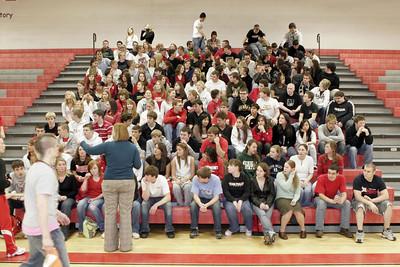 High School Seniors - 2006-2007 - 1/25/2007 Yearbook Pictures