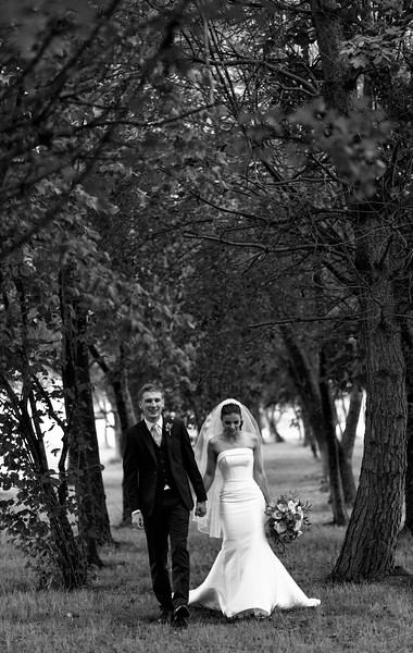 Black and white wedding couple portrait.jpg