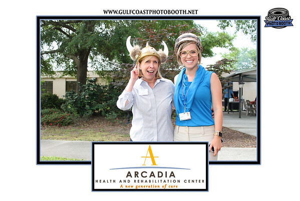 Arcadia Health Care Photo Booth Prints