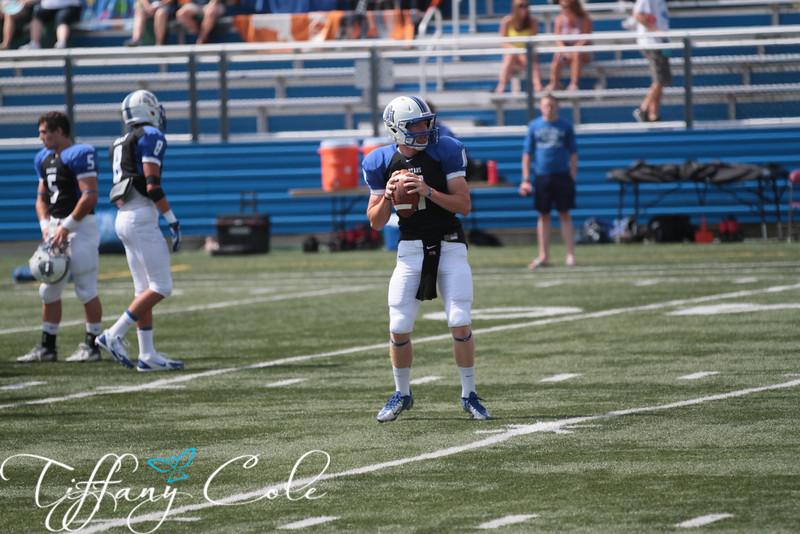 Aurora football vs Illinois Wesleyan