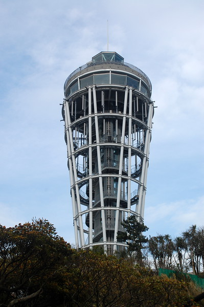 Observation tower on Enoshima
