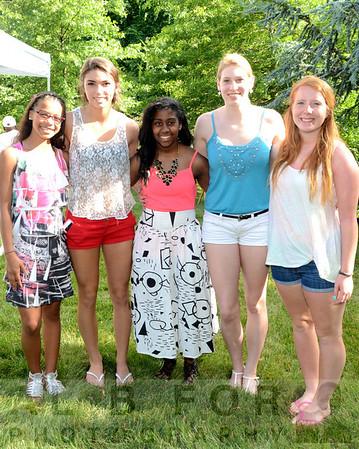 June 29, 2013, Alexis Alexandria Rooney HS Graduation party