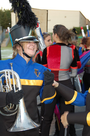 Band Show Robertsdale Game