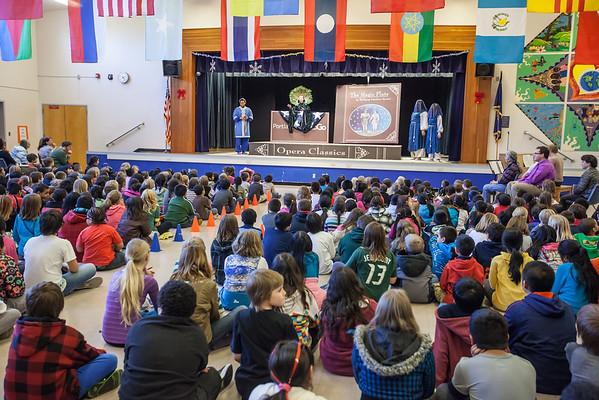 Magic Flute - Woodmere Elementary School
