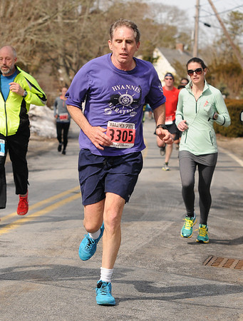 Hyannis Half Marathon - February 23, 2014