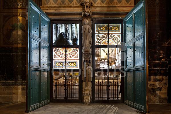 Furtherance by Leonora Hamil, St Eustace Church, Paris