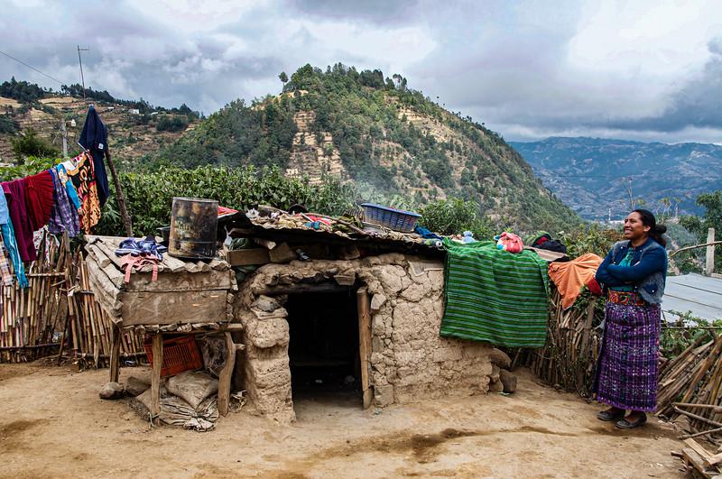 Stove Visits, January 21, La Cumbre