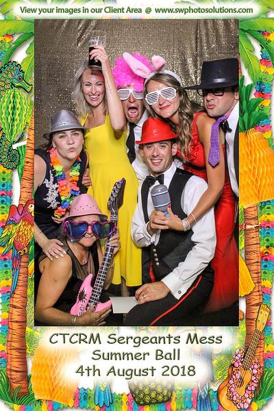 CTCRM SNCO's Summer Ball 2018