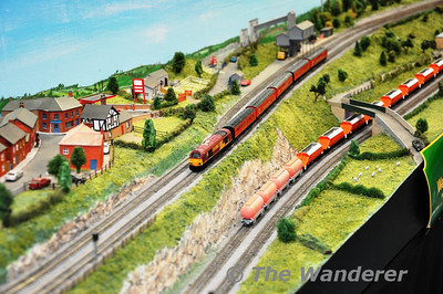 Wexford Easter Model Rail & Transport Show 2011