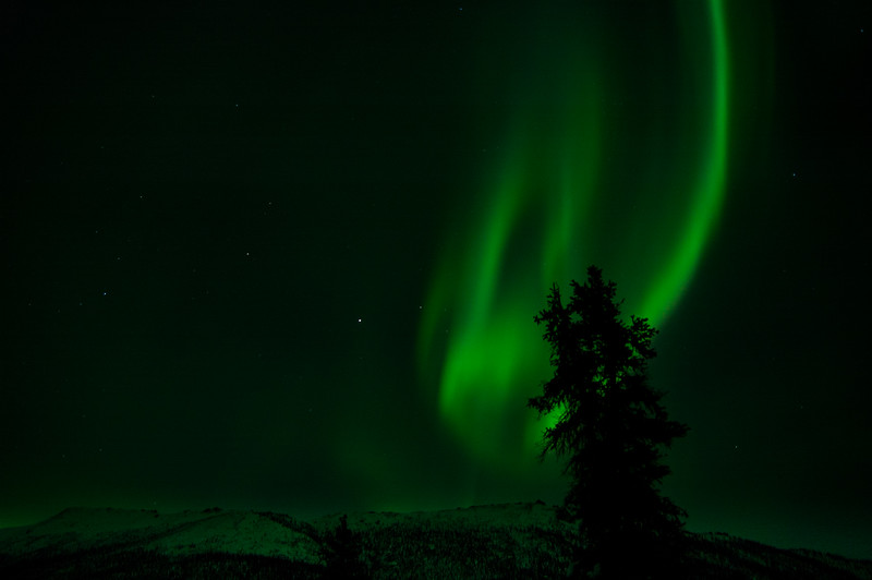 Northern Lights #11, Brooks Range, Alaska