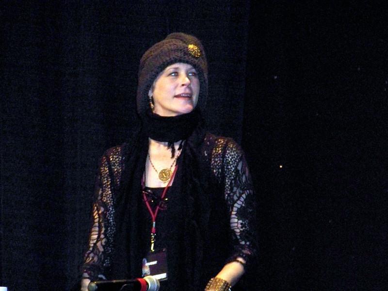 Melissa McBride 1