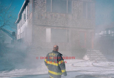 Revere, MA - 2nd Alarm, 93 Rice Ave, 1-19-04
