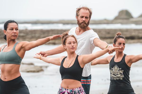 Costa Rica Yoga Proofs, Nosara, July 2021