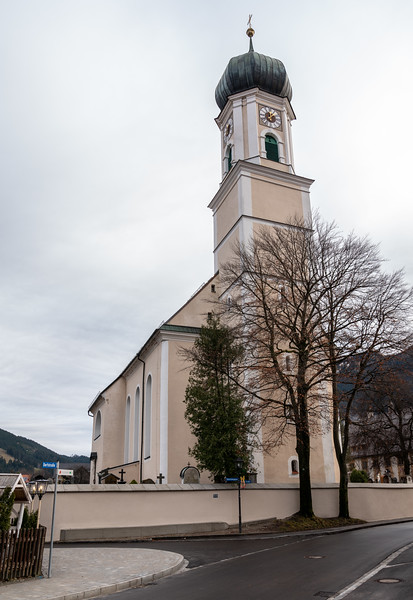 Oberammergau Parish Church