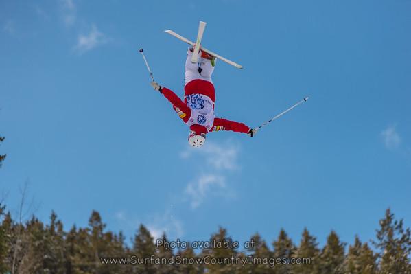 2014 US Freestyle Ski Championships
