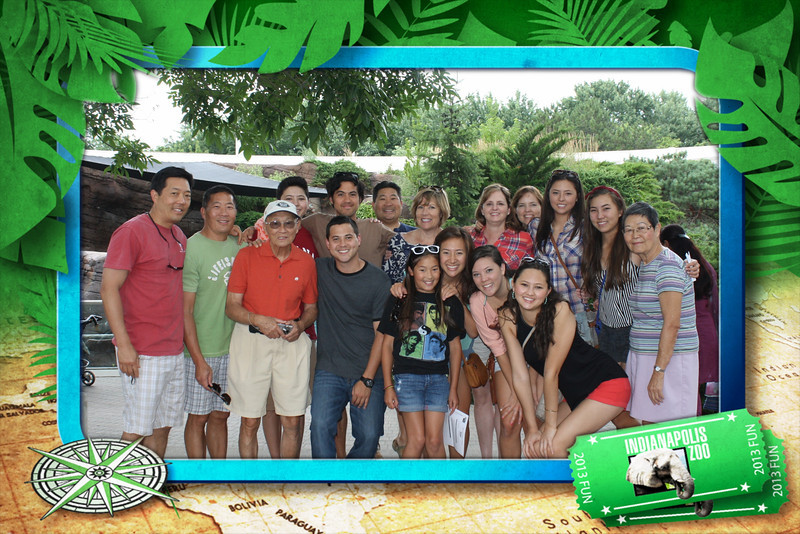 Chen Family Reunion July 2013
